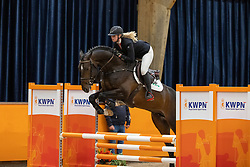 Kalf Kristel, NED, Maximus VDL<br /> Fotodag KWPN Hengstenkeuring 2021<br /> © Hippo Foto - Dirk Caremans<br /> 21/12/2020
