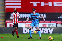 Declan Rice of West Ham United - Mandatory by-line: Nick Browning/JMP - 22/11/2020 - FOOTBALL - Bramall Lane - Sheffield, England - Sheffield United v West Ham United - Premier League