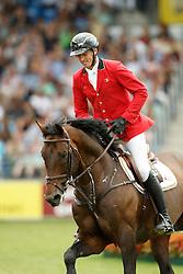 Wathelet Gregory, (BEL), Conrad de Hus<br /> Individual Final Competition<br /> FEI European Championships - Aachen 2015<br /> © Hippo Foto - Dirk Caremans<br /> 23/08/15