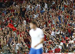 September 10, 2018 - Lisbon, Italy - Portugal v Italy - UEFA Nations League.The ola made by Portugal supporters at Estadio da Luz in Lisbon, Portugal on September 10, 2018. (Credit Image: © Matteo Ciambelli/NurPhoto/ZUMA Press)