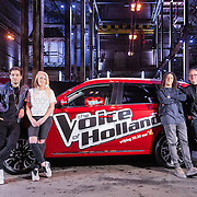 20161002 The voice of Holland 2016 / 2017 jury
