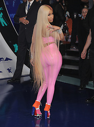 27 August  2017 - Los Angeles, California - Nicki Minaj. 2017 MTV Video Music Awards held at The Forum in Los Angeles. Photo Credit: Birdie Thompson/AdMedia