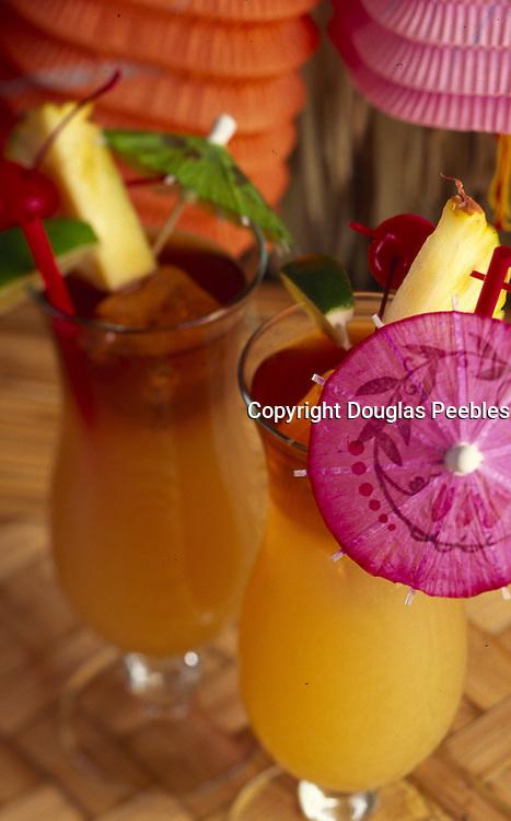 Mai Tai, tropical drink, Hawaii<br />