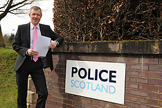 Willie Rennie Police reforms report | Glenrothes | 2 April 2016