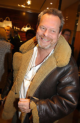 "TERRY GILLIAM at a book signing hosted by Tod's for Dante Ferretti's new book 'The Art of Production Design"" held at the Tod's store, 2/3 Old Bond Street, London on 19th April 2005.<br />