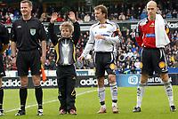 Fotball tippeligaen 16.05.07 Rosenborg - Start 4-1<br /> Illustrasjon, maskot<br /> Foto: Carl-Erik Eriksson, Digitalsport