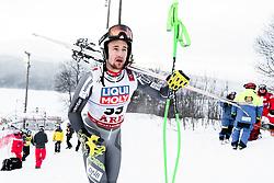 February 8, 2019 - Re, SWEDEN - 190208 Rasmus Windingstad of Norway at the downhill training during the FIS Alpine World Ski Championships on February 8, 2019 in re  (Credit Image: © Daniel Stiller/Bildbyran via ZUMA Press)