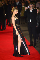 Bella Heathcote at  the European Premiere of Pride and Prejudice and Zombies, at the VUE West End in London, England photo by brian jordan