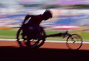 Men's 800 meters wheelchair, 1994 Commonwealth Games, Victoria, Canada.