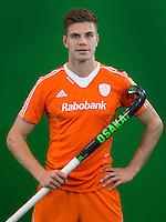 DEN BOSCH - SANDER DE WIJN  . Nederlands Hockeyteam  voor nieuwe platform Hockey.nl.    FOTO KOEN SUYK