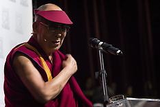 Italy: Dalai Lama receives Honorary Citizenship of Milan, 20 Oct. 2016