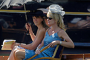 2006 Henley Royal Regatta. Henley-on-Thames, ENGLAND,  2, 02/07/2006.  George LAWSON and guests enjoy the racing from the MOTH,. Photo  Peter Spurrier/Intersport Images, email images Henley Royal Regatta, Rowing Courses, Henley Reach, Henley, ENGLAND [Mandatory credit; Peter Spurrier/Intersport Images] 2006 . HRR. ...........Rowing Courses, Henley Reach, Henley, ENGLAND. HRR