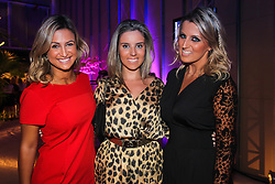 Laila Spadari, Stephanie Bublitz e Erika Brach na Festa de inauguração do Viva Open Mall. FOTO: Dani Barcellos/ Agência Preview