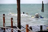 Tropical Storm Gamma Reaches the Mexican Caribbean