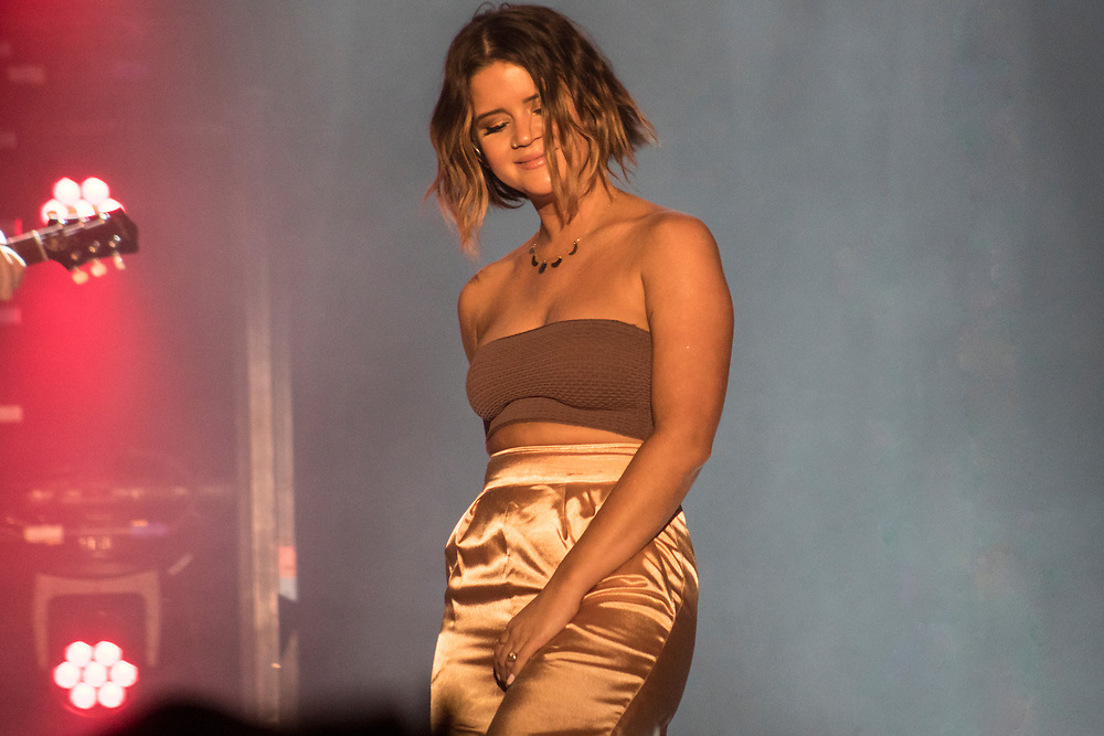 Maren Morris brings The Hero Tour to The Rave in Milwaukee, WI on October 6, 2017.