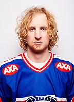 Ishockey<br /> Getligaen 2009<br /> <br /> Portrett Portretter<br /> <br /> Vålerenga VIF<br />  25 Shay Stephenson , arr , sting<br /> <br /> Foto: Eirik Førde