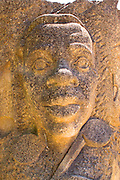 Quarry, Sculpture, Jazzman, Junas, South of France