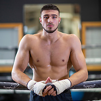 March 2019  Boxer Tommy Fury training at the Hatton Gym in Manchester