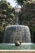 Italy, Lazio, Tivoli, Villa d'Este