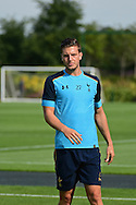 Kevin Wimmer during aTottenham Training Session  at Tottenham Training Centre, Enfield, United Kingdom on 13 September 2016. Photo by Jon Bromley.