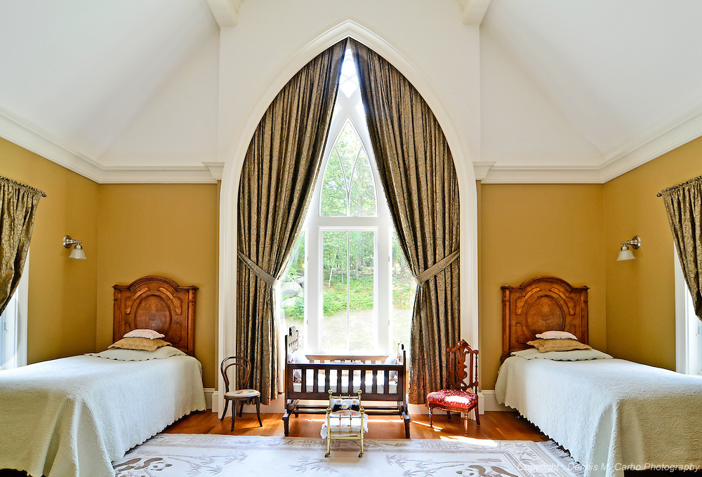 Gothic Bedroom -Deep River, CT