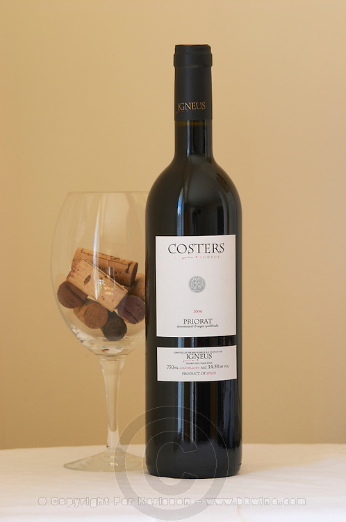 Costers 2004, Mas Igneus. Priorato, Catalonia, Spain.