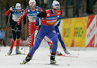 Marit Bjoergen (NOR 1, Team-Sprint) © Manu Friederich/EQ Images
