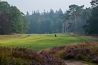HILVERSUM - hole 7. Hilversumsche Golf Club, COPYRIGHT  KOEN SUYK