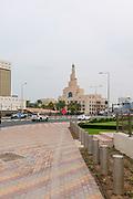 Abdullah Bin Zaid Al Mahmoud Islamic Cultural Center. Scenes of Doha, Qatar.