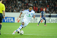 FOOTBALL - UEFA CHAMPIONS LEAGUE 2012/2013 - GROUP STAGE - GROUP A - PARIS SAINT GERMAIN v DYNAMO KIEV - 18/09/2012 - PHOTO JEAN MARIE HERVIO / REGAMEDIA / DPPI - Raffael (KIEV)