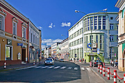 Sanok, centrum miasta