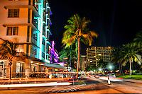 South Beach @ Night