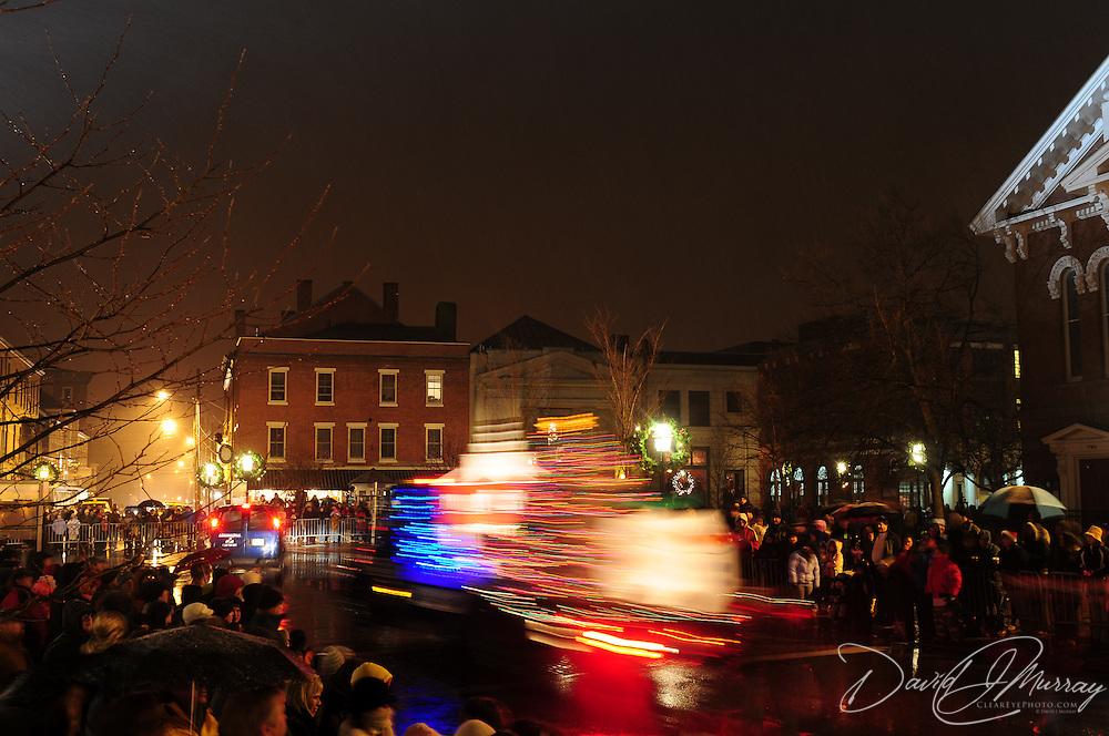 Portsmouth Vintage Chrismas Parade
