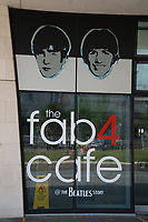 The Fab 4 Cafe  Liverpool