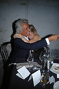 GIANCARLO GIACOMETTI AND GWYNETH PALTROW, Dinner given by Established and Sons to celebrate Elevating Design.  P3 Space. University of Westminster, 35 Marylebone Rd. London NW1. -DO NOT ARCHIVE-© Copyright Photograph by Dafydd Jones. 248 Clapham Rd. London SW9 0PZ. Tel 0207 820 0771. www.dafjones.com.