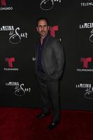 Oscar Torre at La Reina Del Sur Season 2 Hollywood Premiere on April 09, 2019 in Hollywood, CA, United States (Photo by Jc Olivera for Telemundo)
