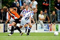 voetbal drachtster boys - sc heerenveen voorbereiding seizoen 2008-2009 18-7-2008
