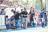 UTRECHT - coach Alexander Cox (Kampong)     tijdens   de finale van de play-offs om de landtitel tussen de heren van Kampong en Amsterdam (3-1). Kampong kampioen van Nederland. COPYRIGHT  KOEN SUYK