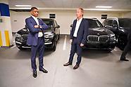 BMW Tour for White House Official Cedric Richmond