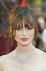 Keira Knightley attending the European premiere of King Arthur, in Leicester Square, London. Doug Peters/allactiondigital.com