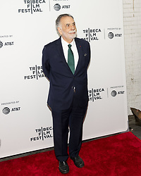 April 28, 2019 - New York, NY, U.S - FRANCIS FORD COPPOLA at the Tribeca Film Festival red carpet arrivals for ''Anniversary Film: Apocalypse Now - 40 years and restoration'' at the Beacon Theatre n in New York City on April 28, 2019 (Credit Image: © Michael Brochstein/ZUMA Wire)