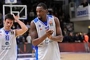 DESCRIZIONE : Eurolega Euroleague 2015/16 Group D Dinamo Banco di Sardegna Sassari - Maccabi Fox Tel Aviv<br /> GIOCATORE : Jarvis Varnado<br /> CATEGORIA : Ritratto Delusione Postgame <br /> SQUADRA : Dinamo Banco di Sardegna Sassari<br /> EVENTO : Eurolega Euroleague 2015/2016<br /> GARA : Dinamo Banco di Sardegna Sassari - Maccabi Fox Tel Aviv<br /> DATA : 03/12/2015<br /> SPORT : Pallacanestro <br /> AUTORE : Agenzia Ciamillo-Castoria/C.Atzori