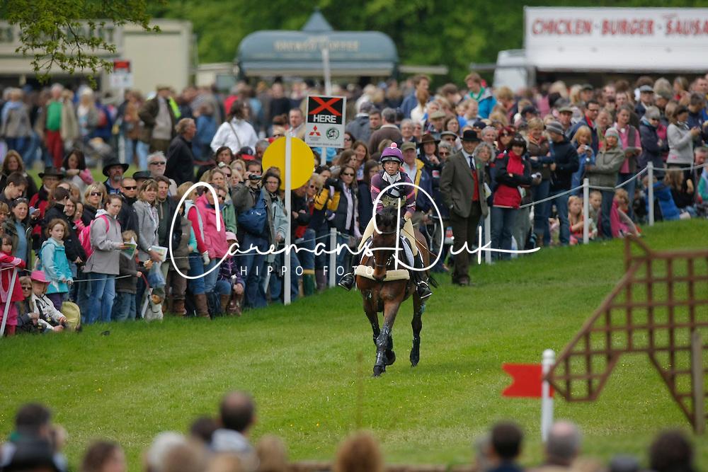 "Howe Ginny (GBR) - Cavort<br /> ""The Mitsubishi Motors Badminton Horse Trials""<br /> CCI**** Badminton 2009<br /> © Dirk Caremans"