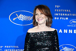 May 15, 2019 - Cannes, France - 72eme Festival International du Film de Cannes. Arrivée des invités au diner d'ouverture. 72th International Cannes Film Festival. Photocall with celebrities attending official dinner.....239125 2019-05-14  Cannes France.. Baye, Nathalie (Credit Image: © L.Urman/Starface via ZUMA Press)