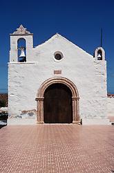 Spanish Church at Fuerteventura; Spain,