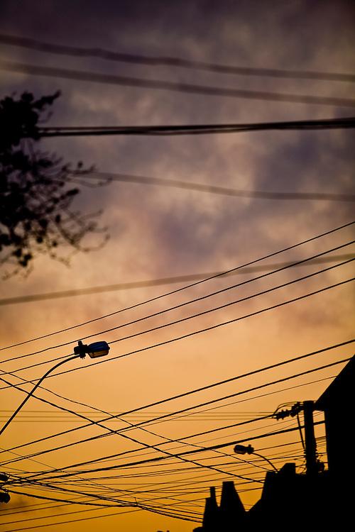 Belo Horizonte_MG, Brasil...Por-do-sol no Bairro da Graca em Belo Horizonte...The sunset in Graca neighborhood in Belo Horizonte...Foto: JOAO MARCOS ROSA / NITRO