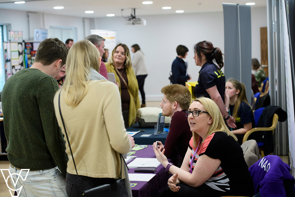 Social Care Exchange volunteering expo.<br /> <br /> Picture: Chris Vaughan Photography for Home From Home Care<br /> Date: March 9, 2019