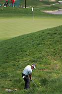 Paul McGinley chips into the 15th hole in the Open de Espana in Madrid..Photo NEWSFILE/Manus O'Reilly.(Photo credit should read Manus O'Reilly/NEWSFILE)....This Picture has been sent you under the condtions enclosed by:.Newsfile Ltd..The Studio,.Millmount Abbey,.Drogheda,.Co Meath..Ireland..Tel: +353(0)41-9871240.Fax: +353(0)41-9871260.GSM: +353(0)86-2500958.email: pictures@newsfile.ie.www.newsfile.ie.FTP: 193.120.102.198..