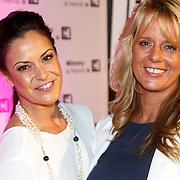 NLD/Laren/20151101 - 10de Free a Girl gala 2015, Anna-Alicia Skilias en manager Jose Vreeswijk
