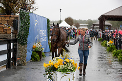 Donckers Karin, BEL, Fletcha van't Verahof<br /> World Equestrian Games - Tryon 2018<br /> © Hippo Foto - Dirk Caremans<br /> 16/09/2018